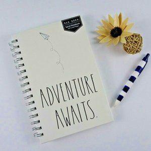 New Rae Dunn Adventure Awaits Spiral Notebook